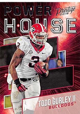 the best attitude 667c9 c4808 Amazon.com: 2018 Panini Prestige NFL Power House #PH-TG Todd ...