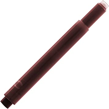 L302BG New Lamy Refills by Monteverde Fountain Pen Cartridge 5-Pack Burgundy