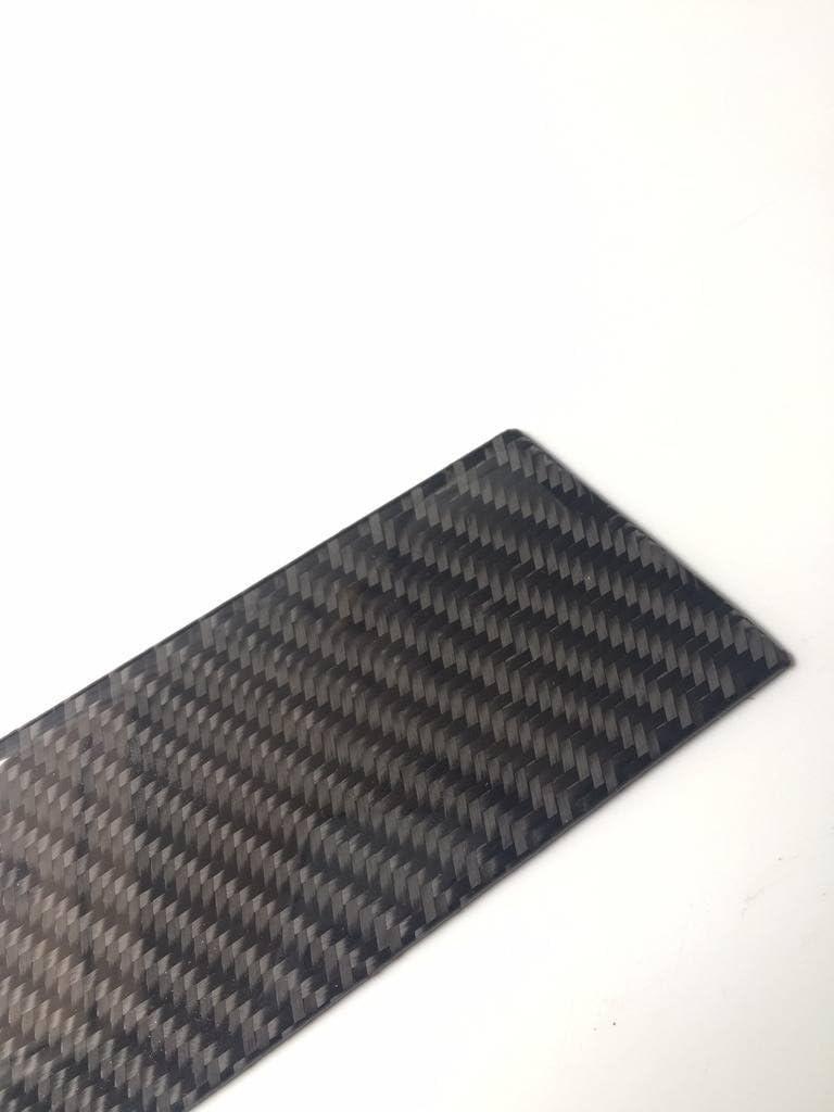 707 Motoring Fits Lexus NX 2015-2018 Real Carbon Fiber Black Window Pillar Posts Trim 6PCS
