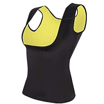 Hot Women Slimming Cincher Neoprene Vest Sweat Shirt Body Shaper for Weight Loss