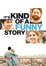 Filmcover It's Kind of a Funny Story