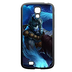 Udyr-004 League of Legends LoL For Case Samsung Galaxy S4 I9500 Cover Hard Black