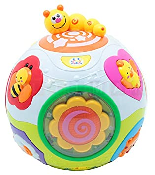 Rueda la bola - Bola para bebes - Bailar Bola - Bola para la ...