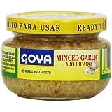 Goya Minced Garlic -- 4.5 oz