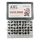 yfz 450 shim - AHL Adjustable Valve Shim Kit 9.48mm O.D. for Yamaha YFZ450X Bill Balance 2010/YFZ450X SE 2011 (176pcs)