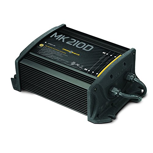 Minn Kota MK-210D 2 Bank x 5 Amps - Minn Kota Board Battery Charger