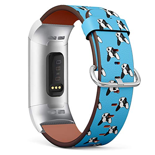 french bulldog fitbit band - 8