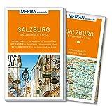 MERIAN momente Reiseführer Salzburg Salzburger Land: MERIAN momente - Mit Extra-Karte zum Herausnehmen