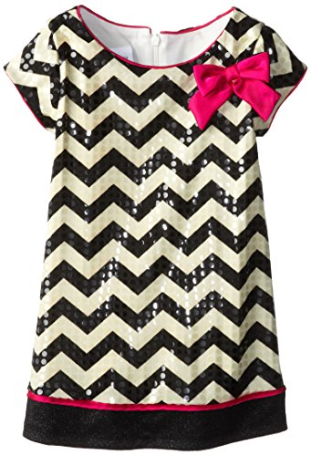 3t black and white dress - 4