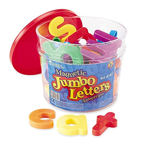 Learning Resources Jumbo Magnetic