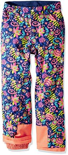 Spyder Girl's Vixen Ski Pant, Frontier Large Ditz Print, Size (10k Print)