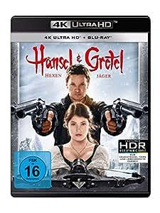 Hänsel und Gretel: Hexenjäger 4K, 2 UHD-Blu-ray