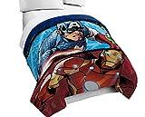captain america comforter full - Marvel Avengers 'Publish' Full Reversible Comforter, 76