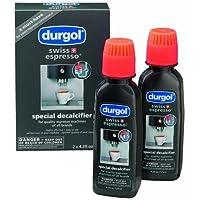 Durgol swiss 0291 descalcificador /desincrustante de espresso 4.2 Paquetes de 3 oz (6 botellas)