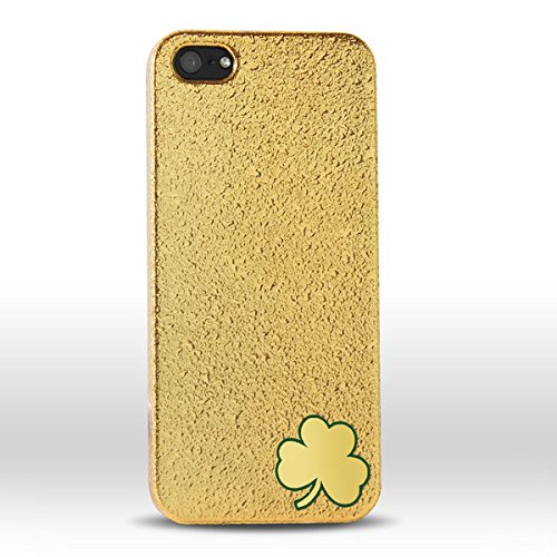 Notre Dame Shamrock Series Cell Phone Case (iPhone 5/5S)