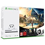 Xbox One S 1 TB + Assassin's Creed Origins + Rainbow Siege [Bundle]