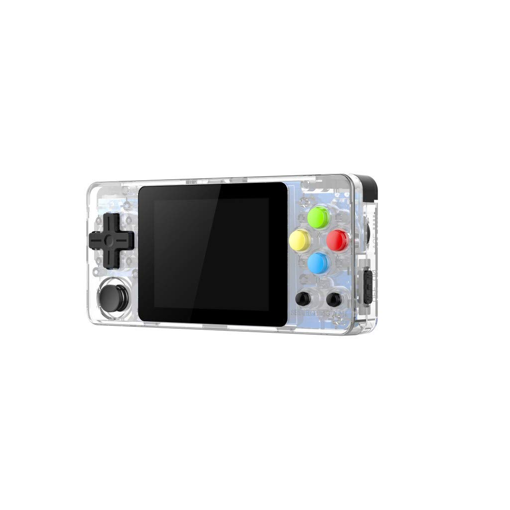 Solovley Handheld Game Console Kids Adults, LDK Game Screen by 2.7 Thumbs Mini Palm Pilot Nostalgia Console Children Retro Console Mini Family TV Video by Solovely (Image #4)