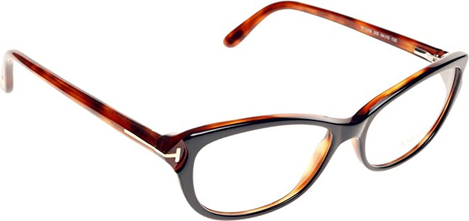 f034c5b33938 Image Unavailable. Image not available for. Color  TOM FORD Eyeglasses  FT5286 005 Black 52MM