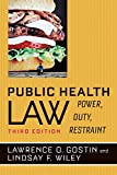 Public Health Law 3rd Edition