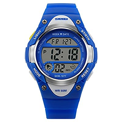 SKMEI Children Watches Cute Kids Watches Digital Sport Cartoon Watch for Boys from SKMEI