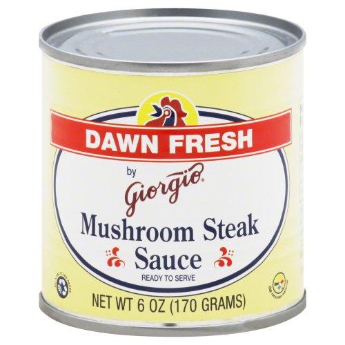 Dawn Fresh Mushroom Steak Sauce 6 oz (Pack of 6)