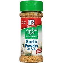 McCormick California Style Garlic Powder, 3 oz