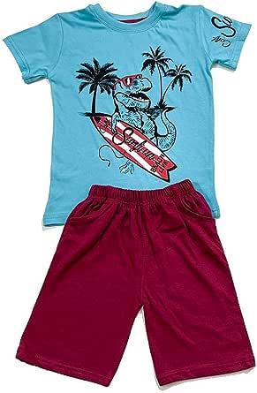 Dinosaur kids Summer pajama