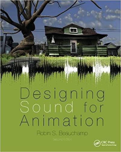 Book Designing Sound for Animation