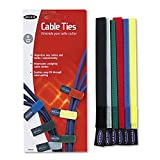 BLKF8B024 - Belkin Multicolored Cable Ties
