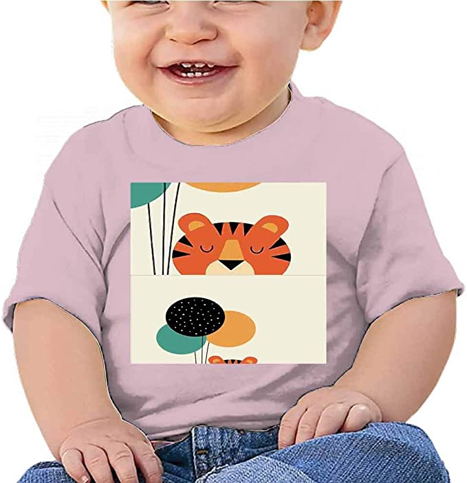 BoysTee a red cat Baby T-Shirt