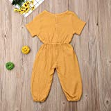Toddler Baby Girl Summer Fall Basic Plain Short