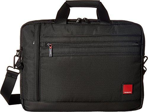Hedgren Women's Thrust Three-Way Bag 15.6'' Black One Size