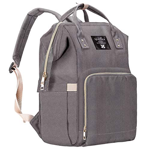 Lifecolor Diaper Bag Multi-functional Nappy Bags Waterproof