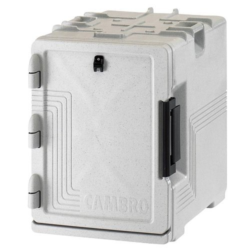- Cambro Ultra Camcarrier S-Series UPCS400480 Speckled Gray Pan Carrier