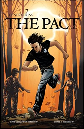 Amazon.com: The Pact (Volume 4) (7 Generations) (9781553792307): Robertson,  David A., Henderson, Scott B.: Books