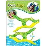O2COOL BCP02 Alligator Boca Towel Clip