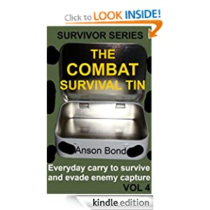 The Combat Survival Tin (Survivor Series) Anson Bond