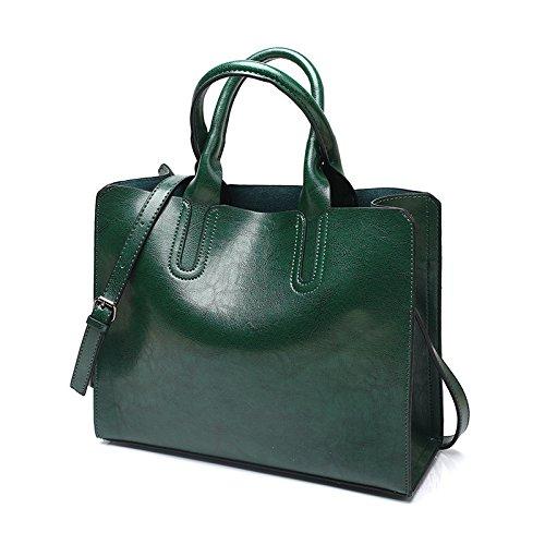 De à Nouvelle Sac Femme Sac Green Bandoulière La Dames Main Sac Simple à Le xqp5YwfHw