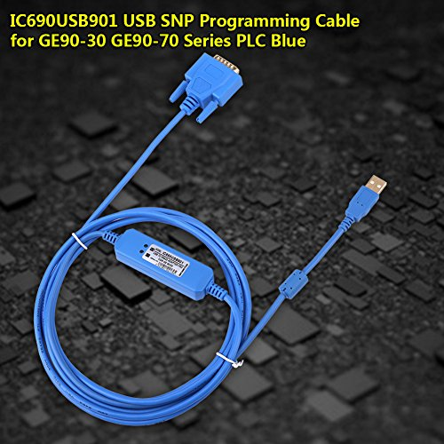 IC690USB901 Suitable GE90-30 GE90-70 Series PLC programming Cable USB Cable