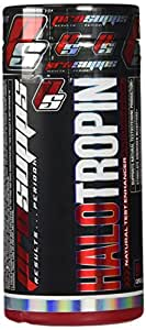 Pro Supps Halotropin Natural T-Enhancer -- 90 Capsules