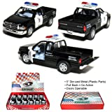 "12 pcs in Box: 5"" Dodge Ram Police Pickup Truck"