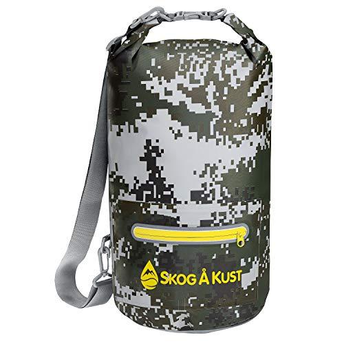 Såk Gear DrySak Waterproof Dry Bag | 10L DigiCamo