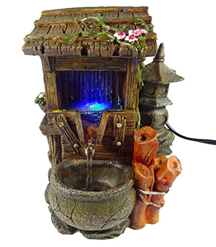 GiftsRDecor Indoor Tabletop Fountain Water House by GiftsRDecor