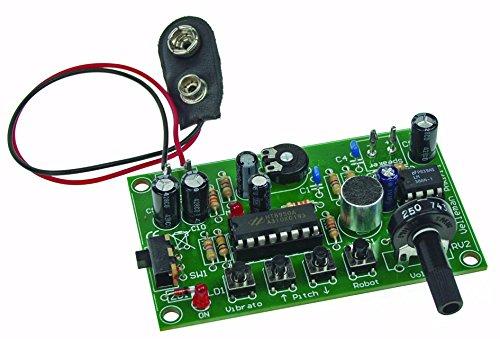 Portable Voice Changer Halloween (Velleman MK171 Voice Changer)