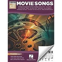 Movie Songs - Super Easy Songbook