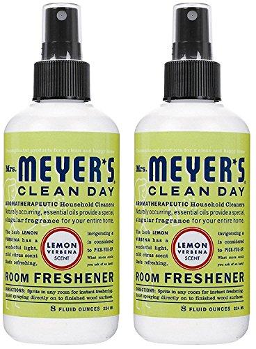 Mrs. Meyer's Clean Day Room Freshener - Lemon Verbana - 8 oz