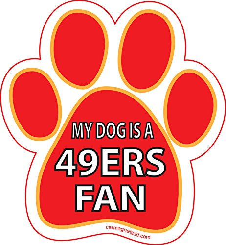 San Francisco 49ers Car Magnets Price Compare