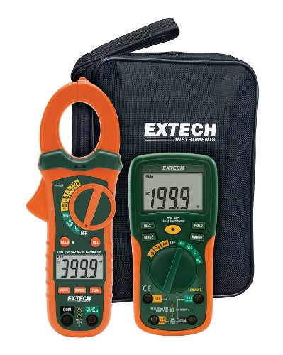 Extech ETK35 Electrical Clamp Meter