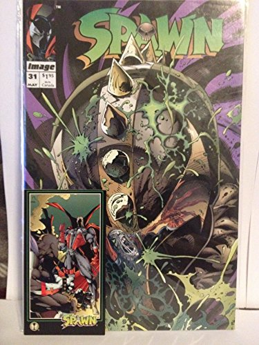 Spawn #31 : The Homecoming (Image Comics)
