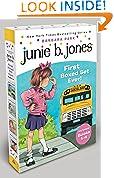 #10: Junie B. Jones's First Boxed Set Ever! (Books 1-4)